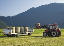 Midyear U.S. Tractor and Combine Sales:  Overall Market Tracks Ahead of 5-Year Average
