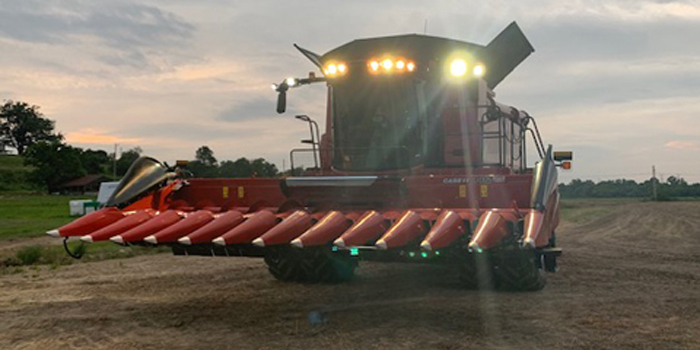 AEM Member Equipment Showcased at Inaugural Honor the Harvest Forum