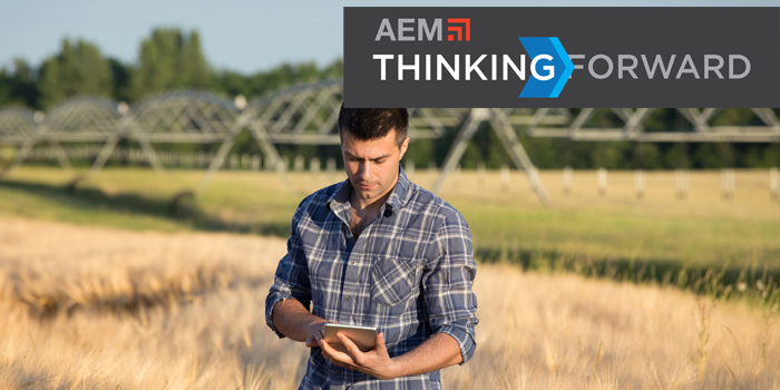 Ep. 19 - Ag Data: Helping Farmers Reap New Value, with Trimble's Clint Dotterer and Frank Fidanza
