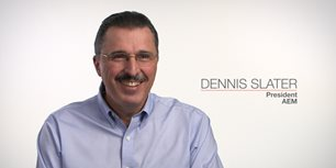 VIDEO: Dennis Slater Discusses His Time With AEM, What it Means to Lead