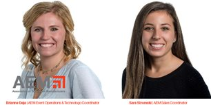 "Two AEM Staffers Honored as IAEE's ""20 Under 30"""