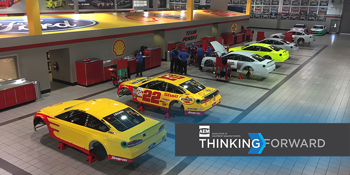 Ep. 13 – Penske Racing's Machine Data and How to Optimize Performance, with Carlos Gutierrez and Al Cervero