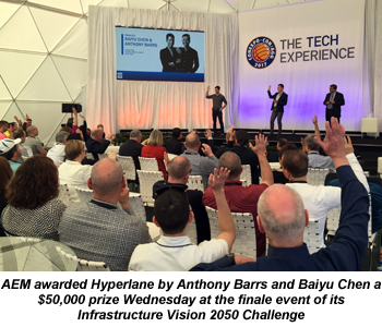 AEM awards $50,000 prize to competition winners