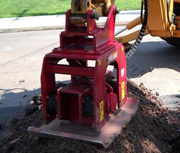 AEM Adds Mounted Hydraulic Plate Compactors to North American Stats Program
