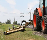 Summer is Here: Spread the Message of Roadside Ditch Mowing Safety