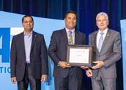 Cummins Inc.'s Rohit Saha Named SAE/AEM Outstanding Young Engineer