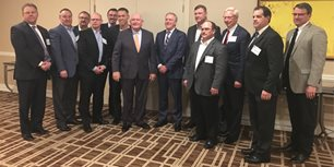 Agriculture Secretary Perdue Takes Part in Roundtable with AEM Board Members