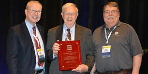 Driving Safety Forward: CNH's Steve Burdette Honored by AEM